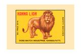Kanna Lion Prints