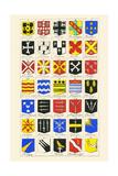 Heraldry - Blazonry Posters by Hugh Clark