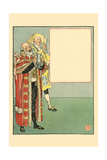 Mardi Gras, Lord Mayor's Day and April Fool Intoxicated Sang and Joked Posters by Walter Crane