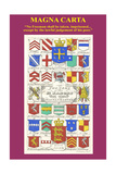 Magna Carta Prints by Hugh Clark