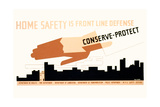 Conserve - Protect Prints by John Wagner