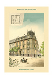 Residence in Geneva Prints by  Lombard