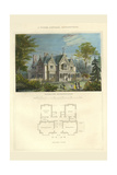 Tudor Elizabethan Cottage Posters by Richard Brown