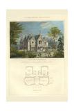 Tudor Elizabethan Cottage Posters by Richard Brown