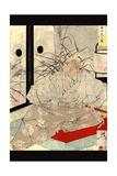 Taira No Kiyomori Posters by Taiso Yoshitoshi