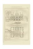 Tudor Mansion, Henry VIII Style Prints by Richard Brown