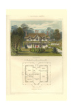 Cottage Ornee, Ornate Cottage Posters by Richard Brown