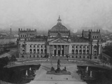 The Reichstag Building Photographic Print by  FPG