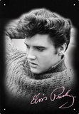 Elvis Sweater Tin Sign Tin Sign