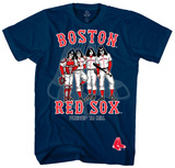 KISS - Boston Red Sox Dressed to Kill T-Shirts