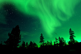 Northern Lights Aurora Borealis Prints by  SurangaWeeratunga