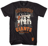 KISS - San Francisco Giants Dressed to Kill T-Shirt