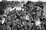 Orphan's Shoes Photographic Print by Thurston Hopkins
