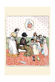 Sing a Song of Sixpence; Poem Related to Children by a Elderly Woman Posters by Randolph Caldecott