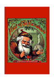 Visit of St. Nicholas Posters by Thomas Nast