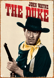 John Wayne Duke Tin Sign Tin Sign
