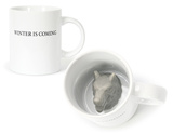 Game of Thrones - Direwolf Mug Caneca
