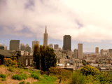 View from Telegraph Hill, San Francisco Photographic Print by Federica Gentile
