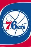 Philadelphia 76Ers - Logo 14 Affiches