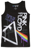 Juniors Tank Top: Pink Floyd - Dark Side Graffiti T-Shirt