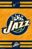 Utah Jazz - Logo 14 Affiches