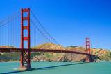 Golden Gate Bridge, Photographic Print by Feng Wei Photography