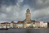 Netherlands, Deventer, City Skyline Photographic Print by Frans Lemmens