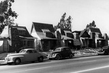 Hollywood Homes Photographic Print by Kurt Hutton
