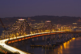 Bay Bridge's S-Curve - San Francisco Photographic Print by  vns24@yahoo.com
