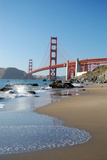 The Golden Gate Bridge Photographic Print by Malinda B Shishido