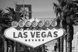 'Welcome to Las Vegas' Sign Photographic Print by Dennis Flaherty