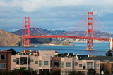 Golden Gate Photographic Print by Stickney Design