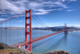 Golden Gate Bridge Photographic Print by Jouko van der Kruijssen