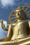 Big Buddha Statue, Ban Bo Phut Photographic Print by Richard Taylor
