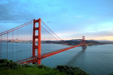 Golden Gate Bridge before Sunset Photographic Print by  fuminana