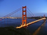 Golden Gate Bridge, San Francisco, California Photographic Print by Regina Siebrecht