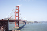 Golden Gate Bridge Photographic Print by William Andrew