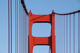 The Golden Gate Bridge Photographic Print by Siegfried Layda