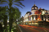Hotel Negresco, Promenade Des Anglais Photographic Print by Richard Taylor