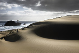 Santa Maria Wreckage and sans Dunes at Boa Esperanca Bay Photographic Print by Massimo Ripani