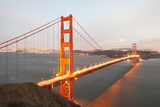 Golden Gate Bridge, San Francisco, California, USA Photographic Print by Jose Luis Stephens