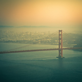 Golden Gate Bridge Photographic Print by Reny Preussker