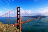 Golden Gate Bridge, San Francisco, California Photographic Print by Hans-Peter Merten
