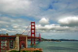 Golden Gate Photographic Print by Amateur photographer, still learning...
