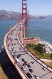 Golden Gate Bridge Photographic Print by Evan Reinheimer