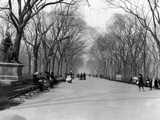 Central Park Photographic Print by Hulton Archive