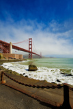 Golden Gate Bridge Photographic Print by Geri Lavrov