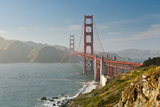 Golden Gate Bridge Photographic Print by Ian Morrison