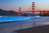 Golden Gate Bridge Photographic Print by Don Sullivan
