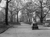 Berkeley Square Photographic Print by Monty Fresco